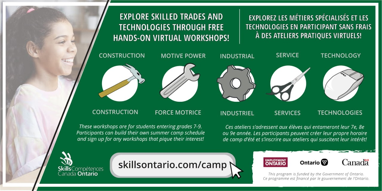 Skills Ontario Promotion